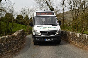 Getting to Dentdale by bus